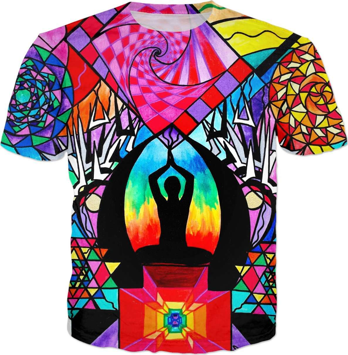 Meditation Aid - Mens T-Shirt