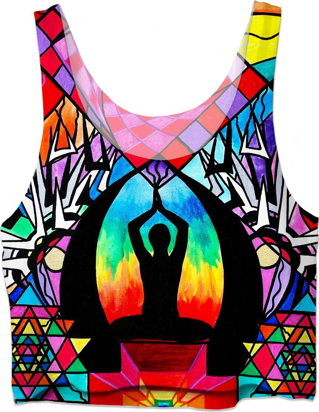 Meditation Aid - Crop Top