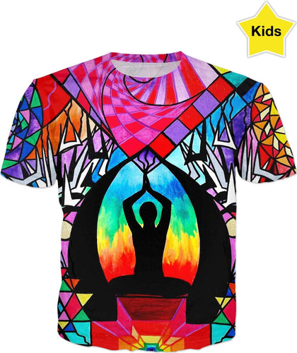 Meditation Aid - Kids T-Shirt