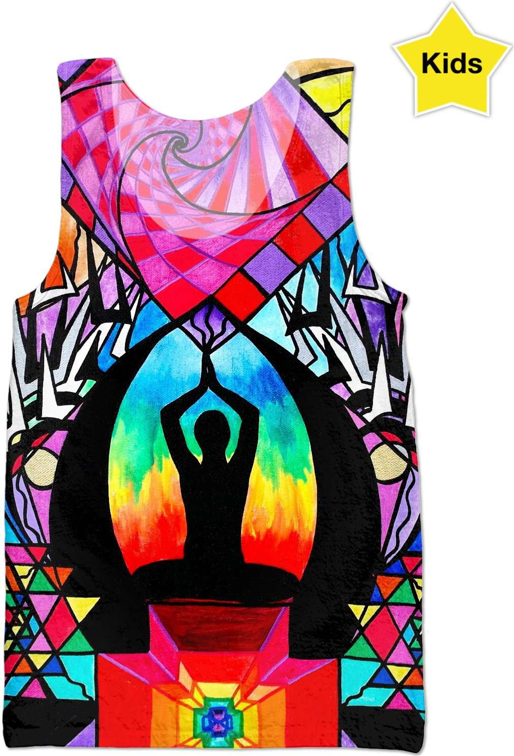 Meditation Aid - Kids Tank Top