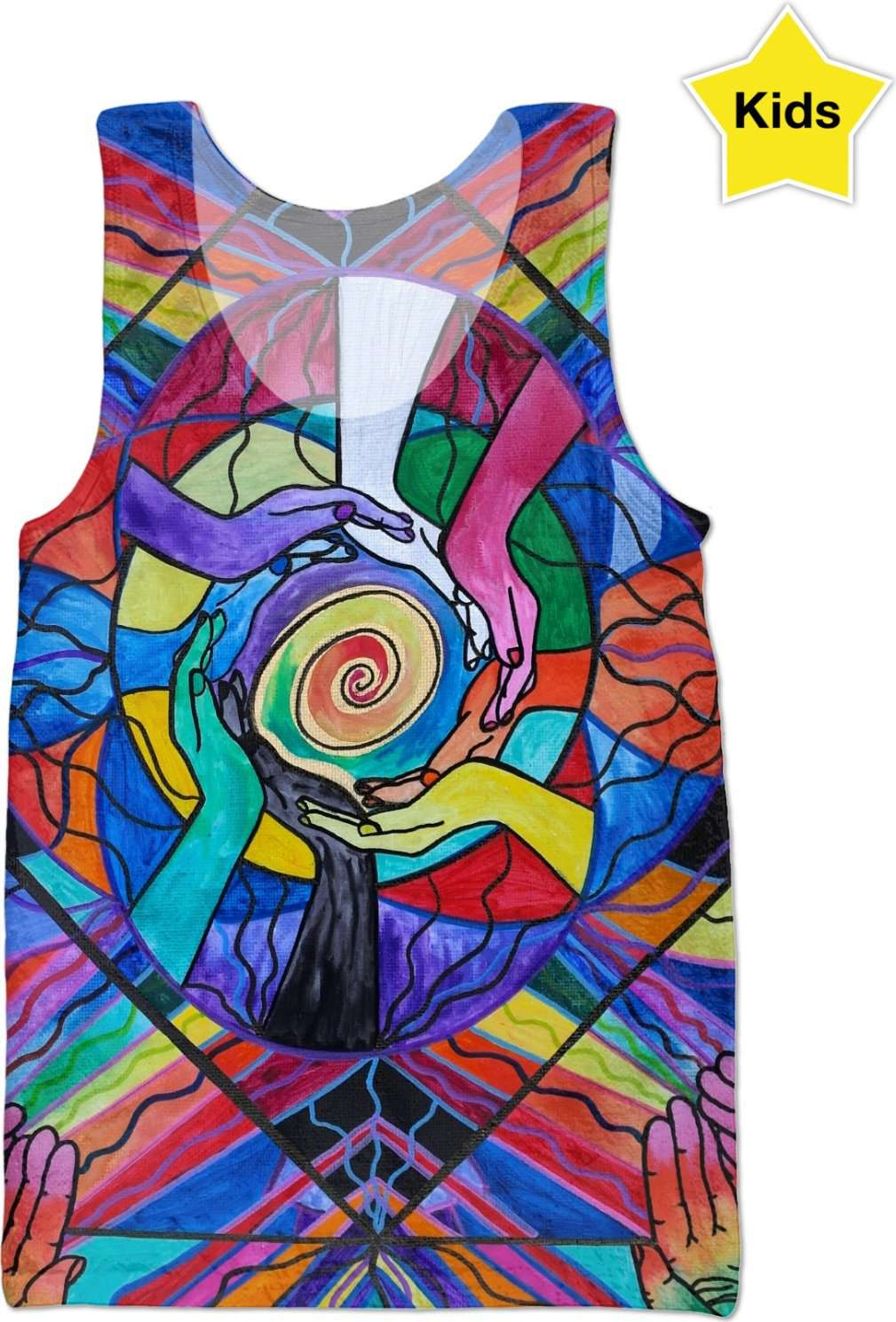Come Together - Kids Tank Top