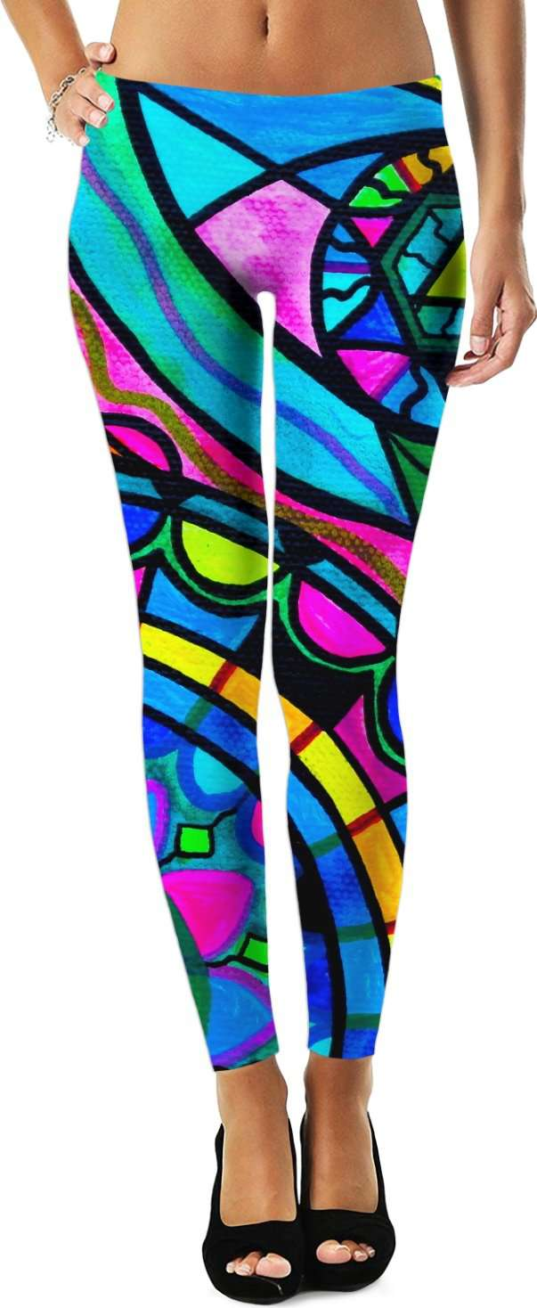 Creative Progress - Leggings