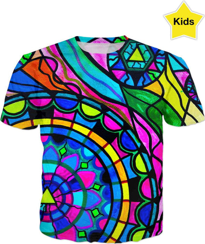 Creative Progress - Kids T-Shirt