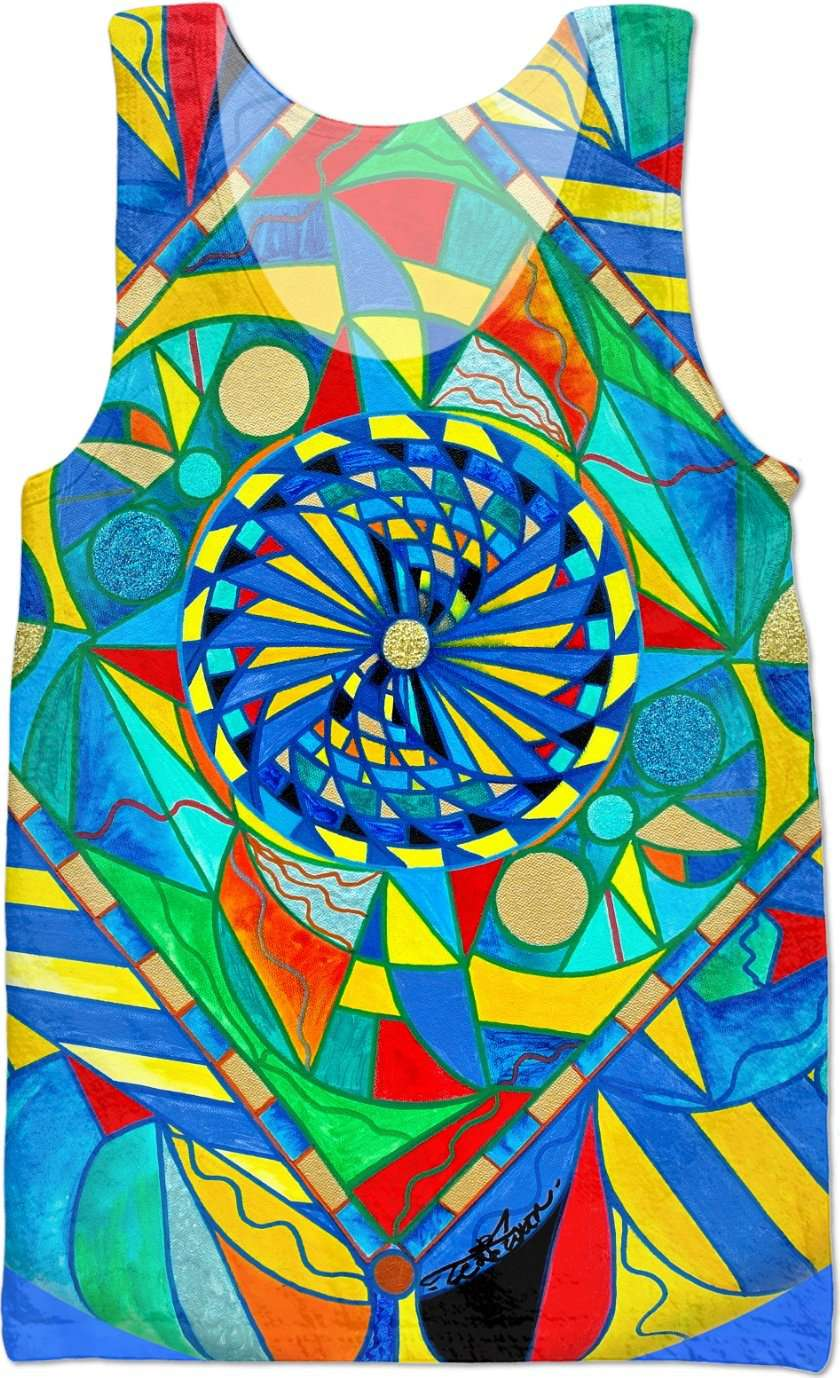 Ascended Reunion - Tank Top