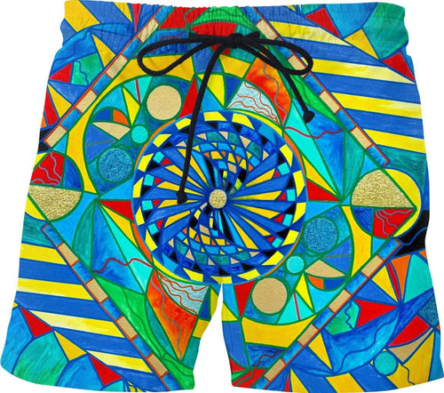 Ascended Reunion - Swim Shorts