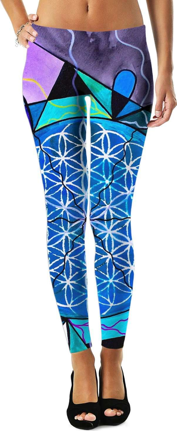 Flower of Life - Leggings