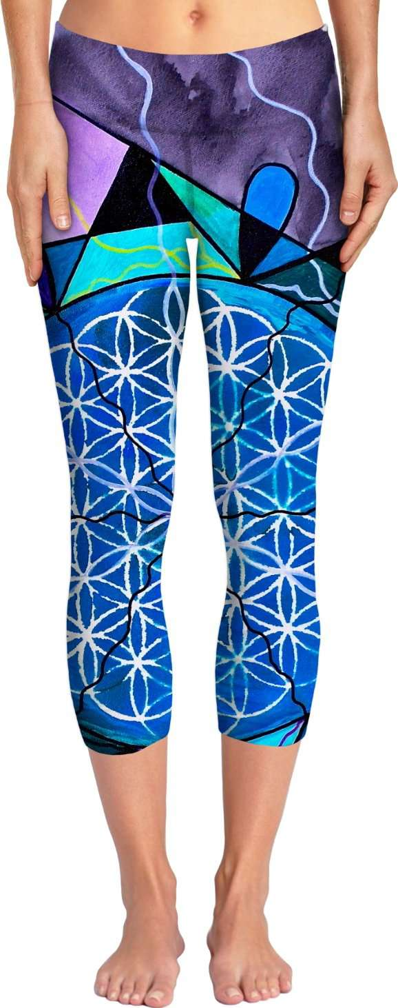 Flower of Life - Yoga Pants