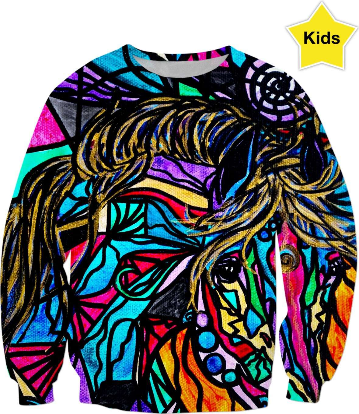 Horse - Kids Sweatshirt