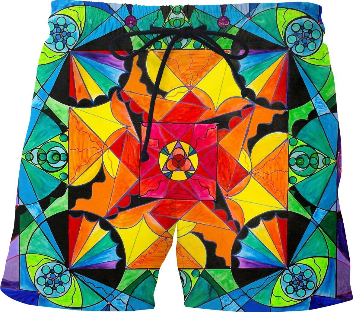The Way - Swim Shorts