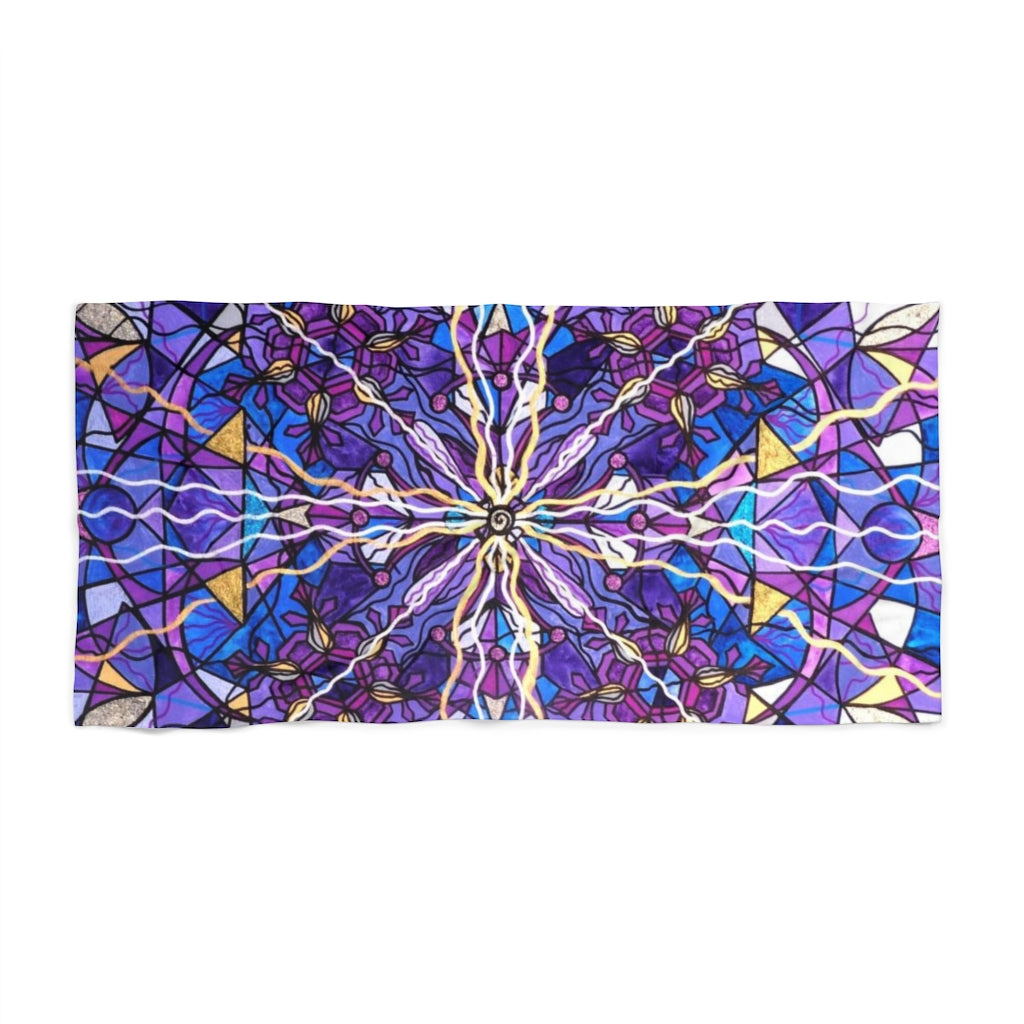 Pineal Opening - Beach Towel