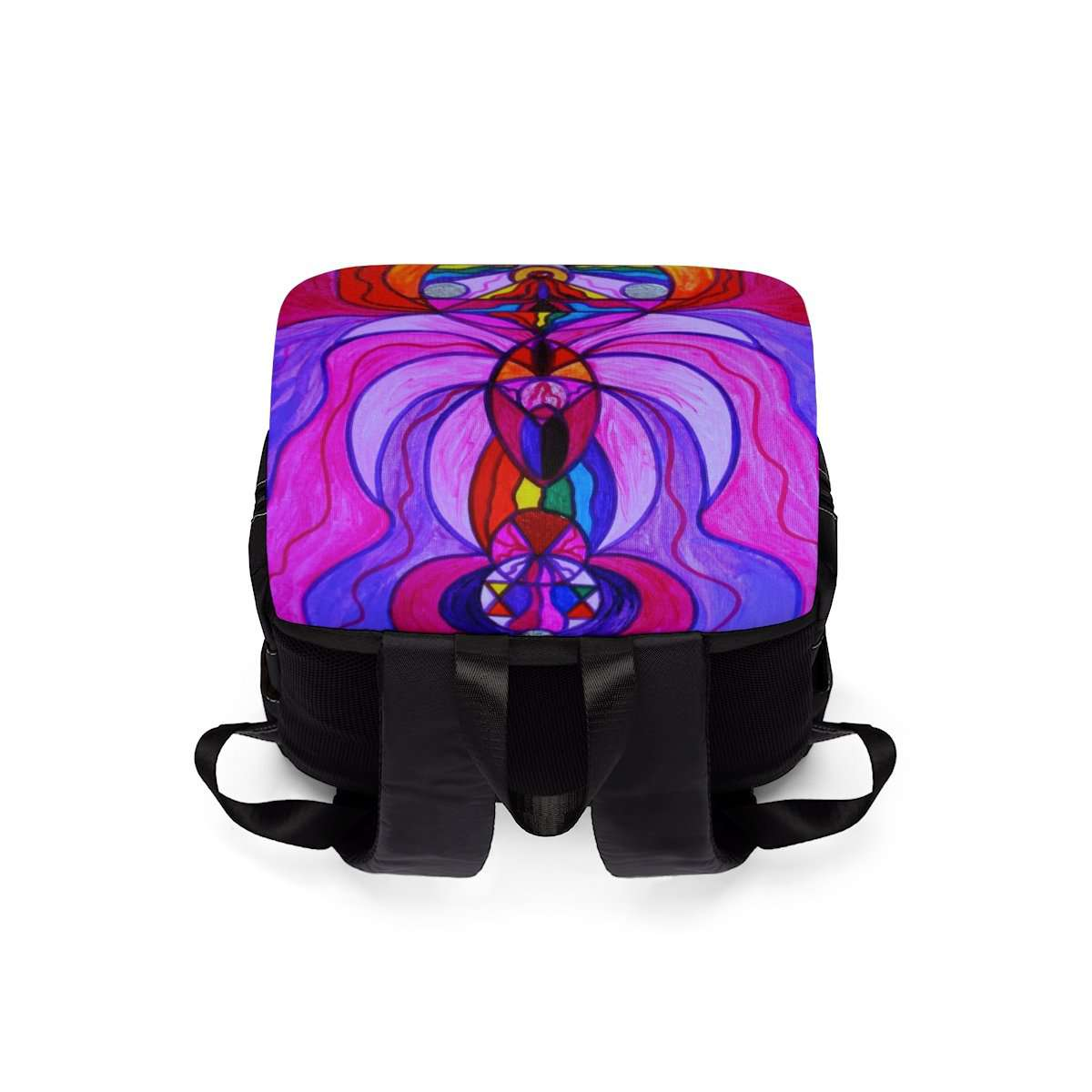 Divine Feminine Activation - Unisex Casual Shoulder Backpack