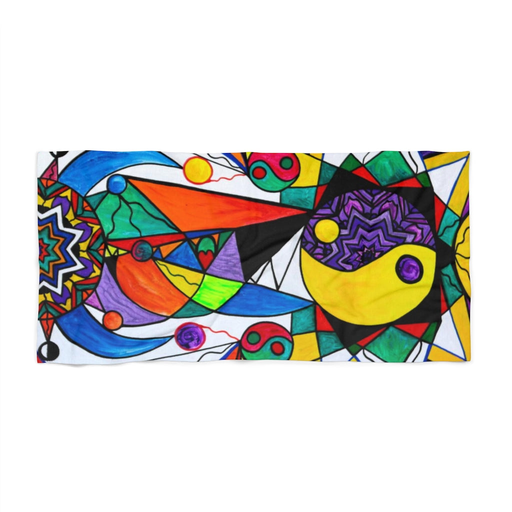 Compatibility - Beach Towel