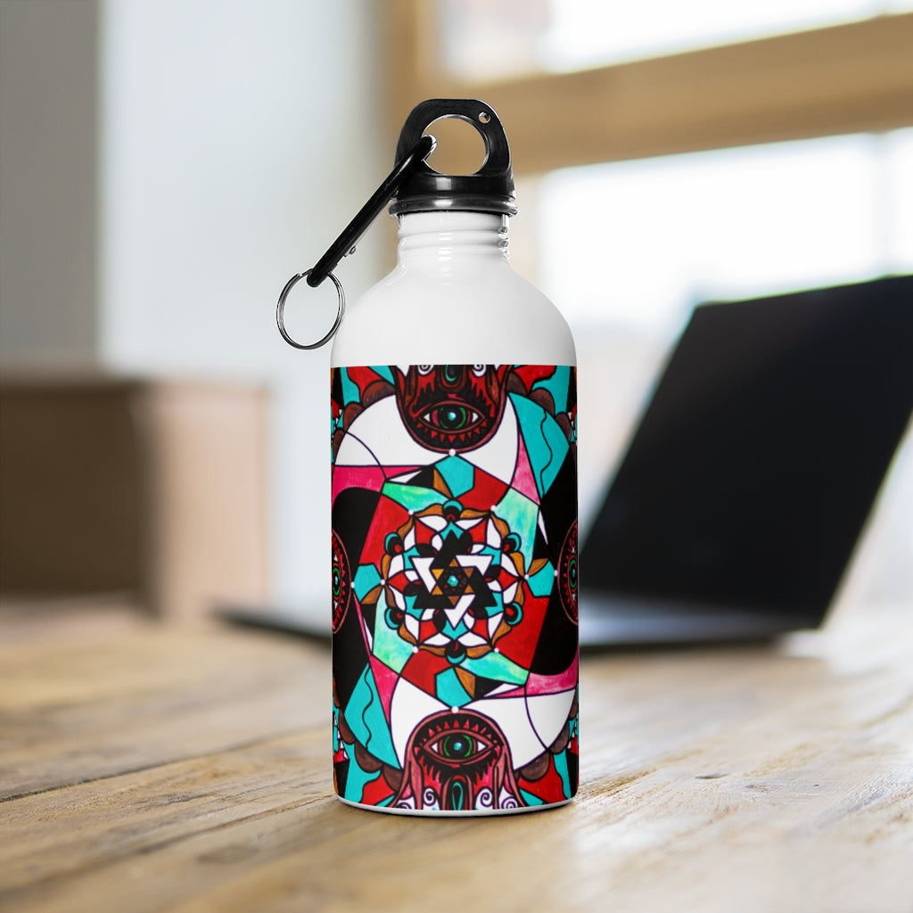 Aura Shield - Stainless Steel Water Bottle