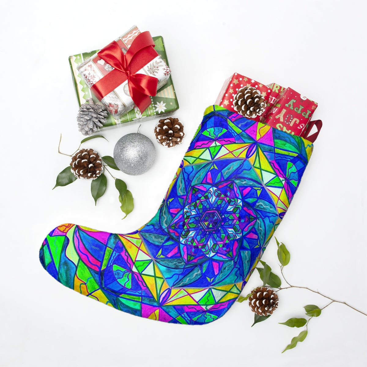 Positive Focus - Christmas Stockings