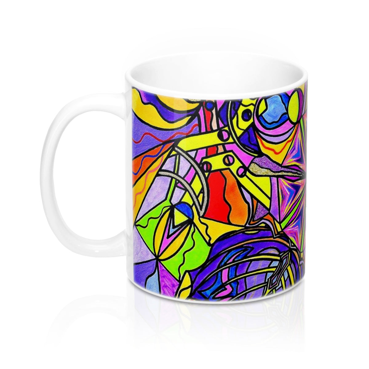 Breaking Through Barriers - Mug