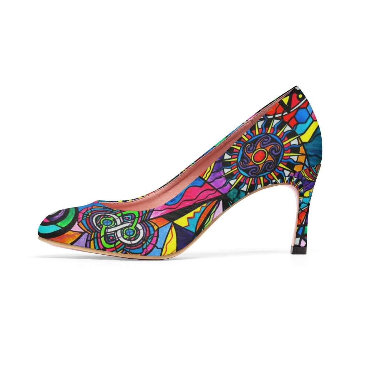 Soul Retrieval - Women's High Heels