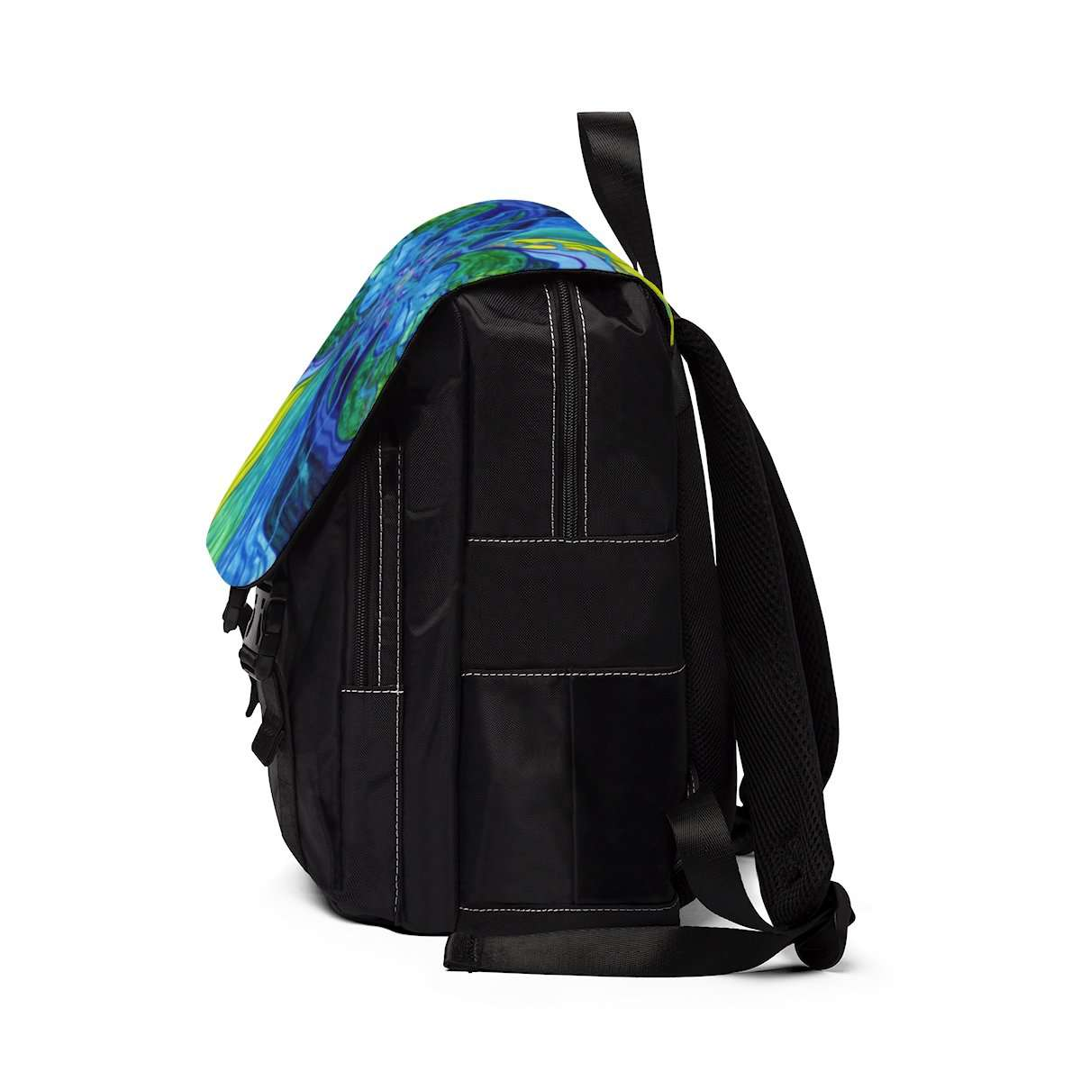 Tranquility - Unisex Casual Shoulder Backpack