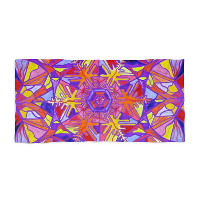 Exhilaration - Beach Towel