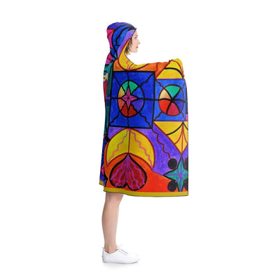 Play - Hooded Blanket