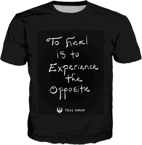 Definition of Heal Quote - Unisex T-Shirt