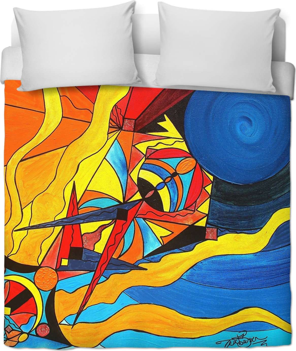Exploration - Duvet Cover