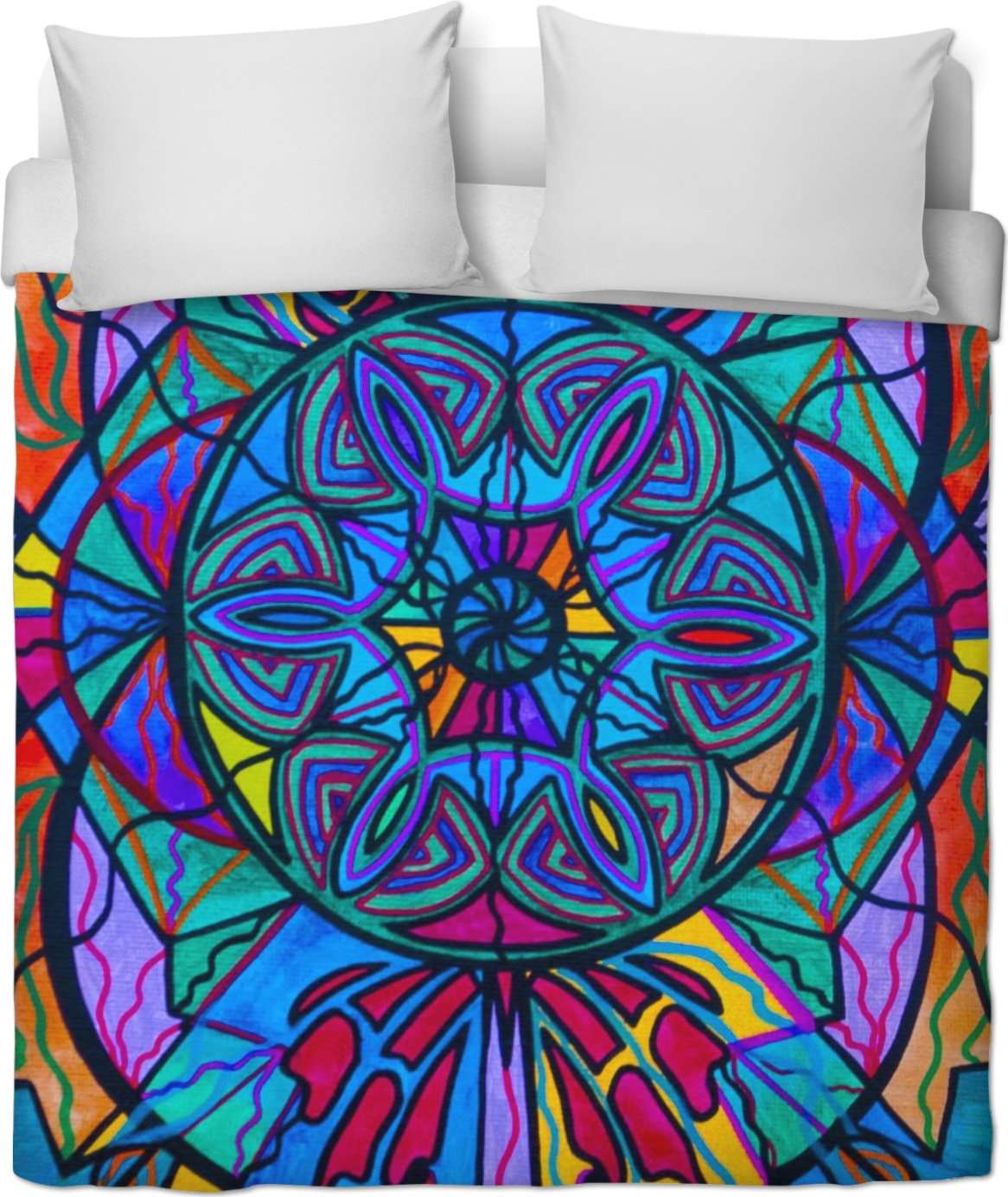 Poised Assurance - Duvet Cover