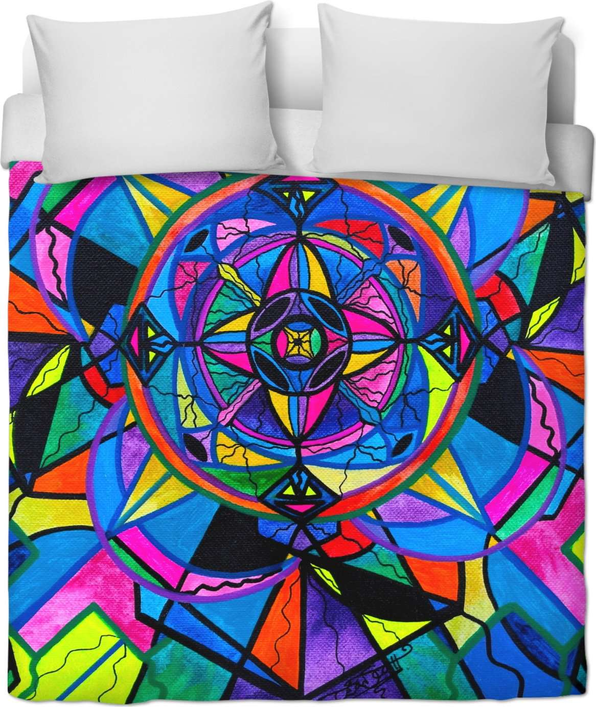 Activating Potential - Duvet Cover