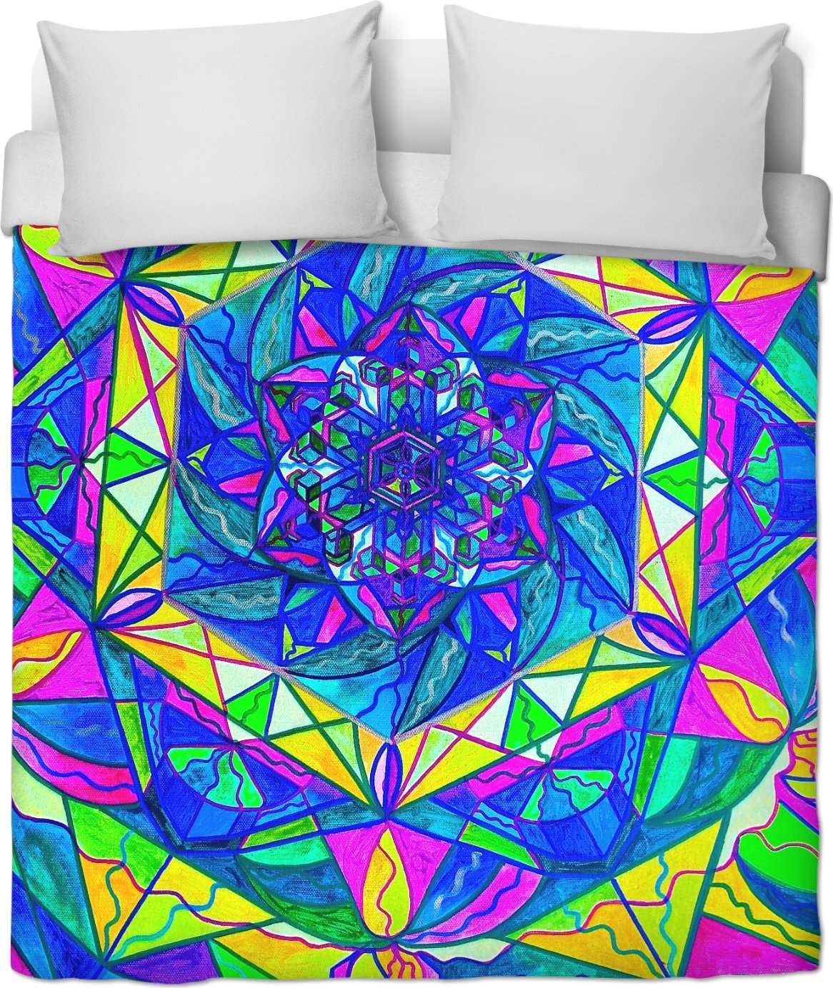 Positive Focus - Duvet Cover