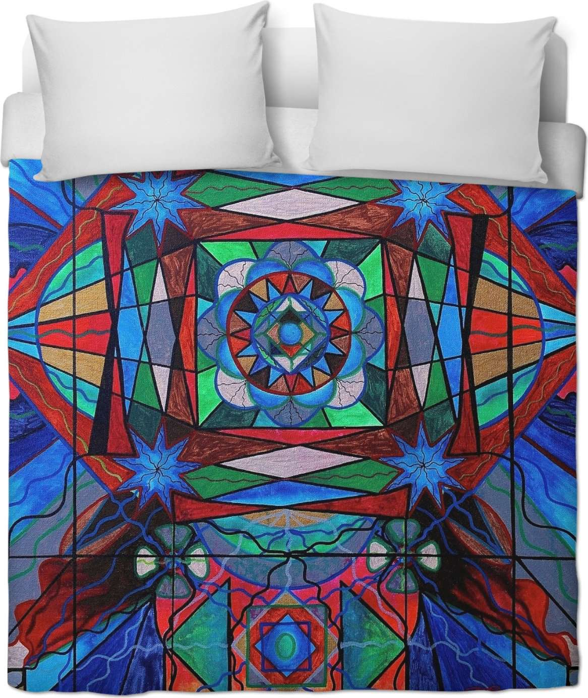 Sense of Security - Duvet Cover
