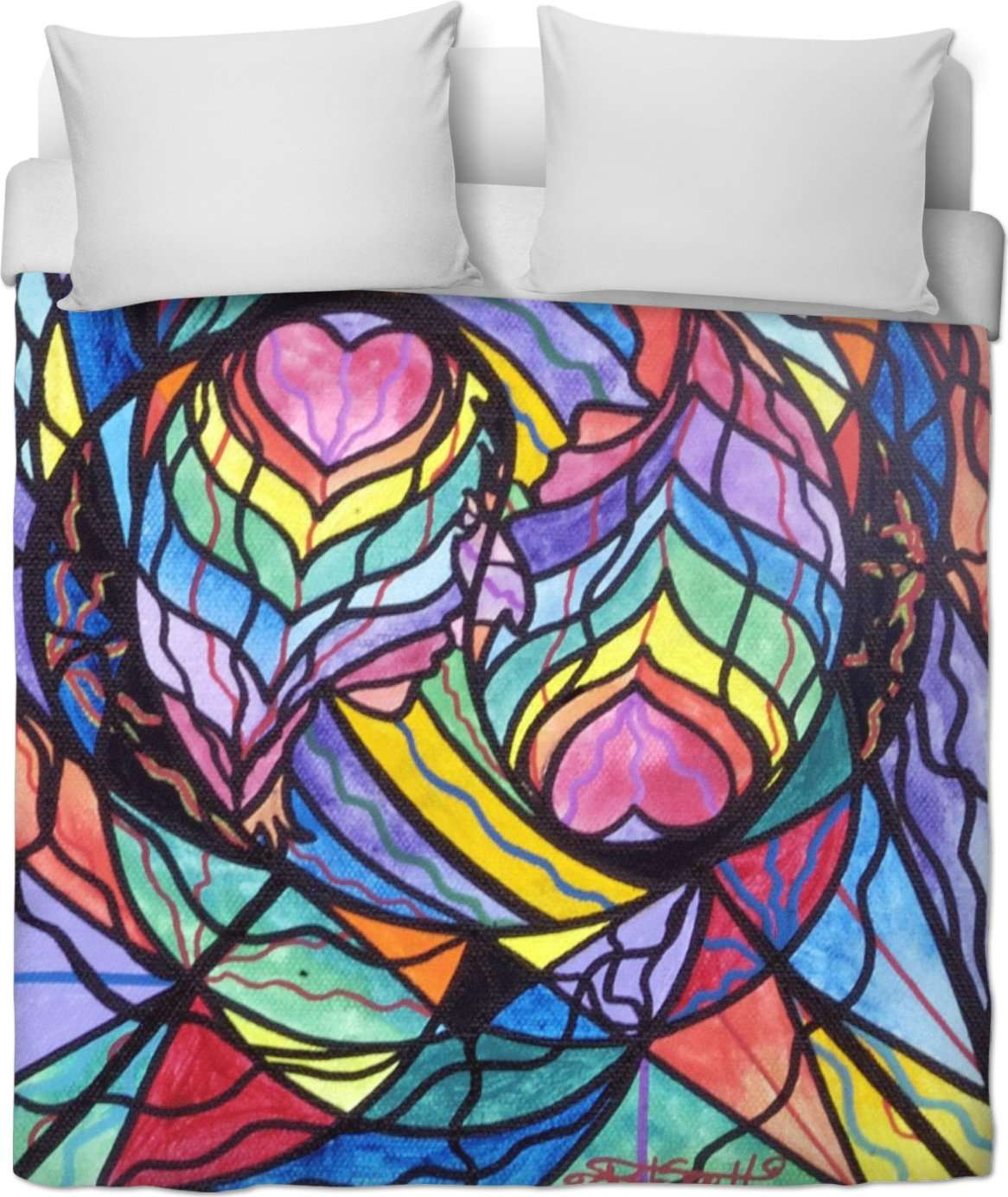 Authentic Relationship - Duvet Cover