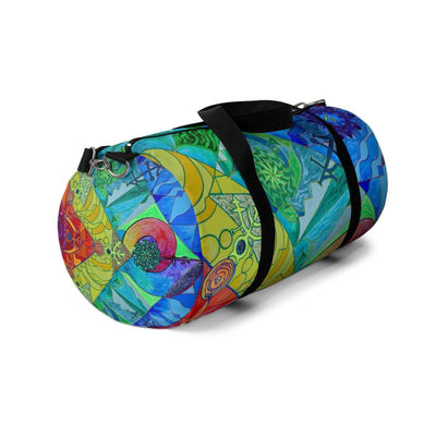 Expansion Pleiadian Lightwork Model - Duffle Bag