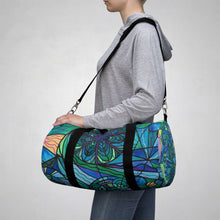 Load image into Gallery viewer, Arcturian Immunity Grid - Duffle Bag