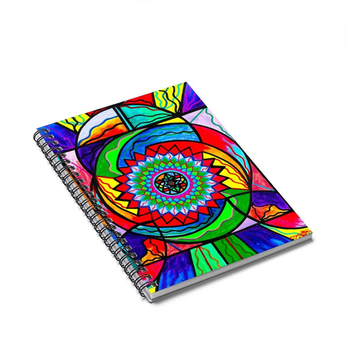 I Trust Myself To Create - Spiral Notebook