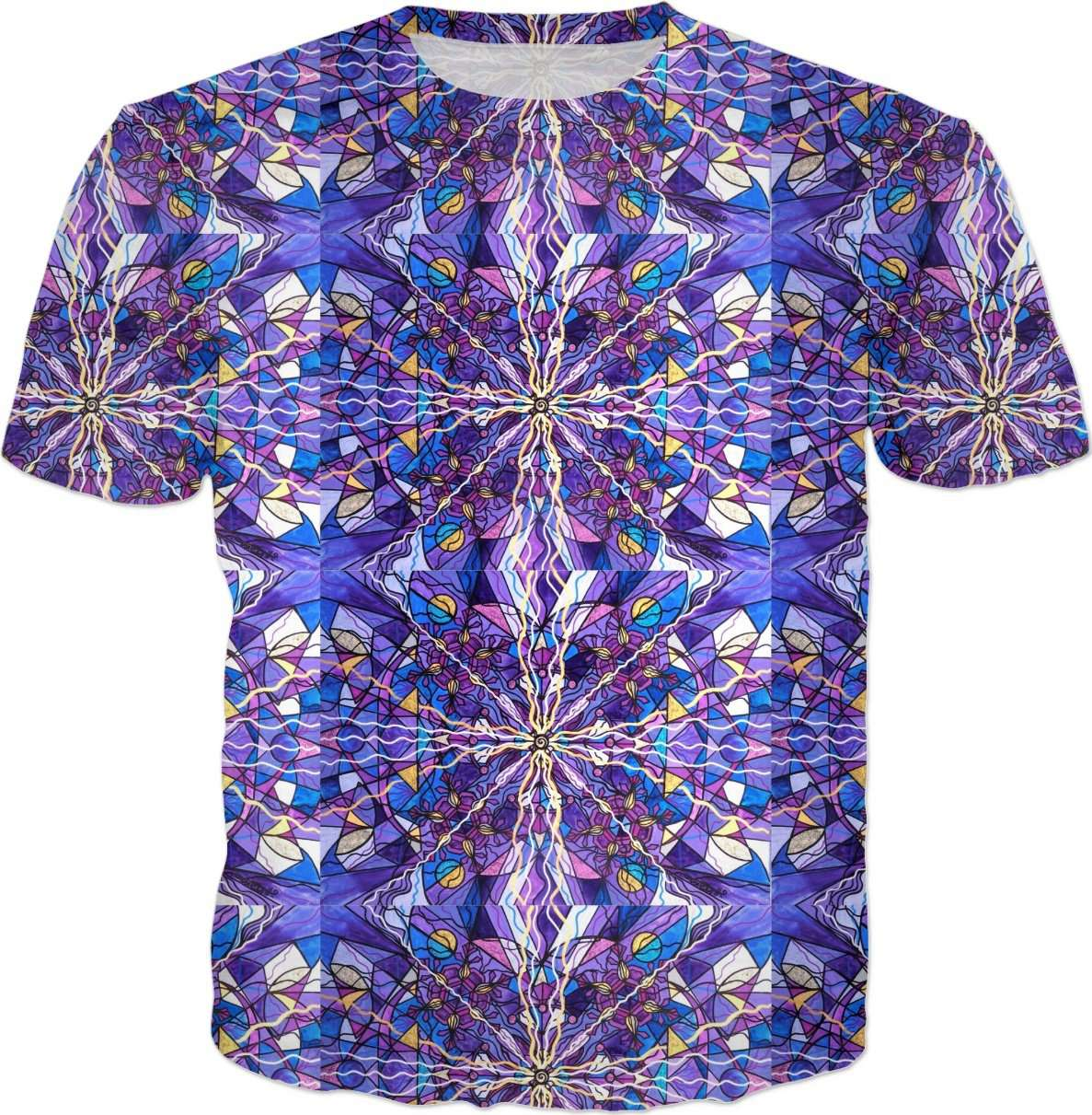 Tiled Pineal Opening - Men's T-Shirt