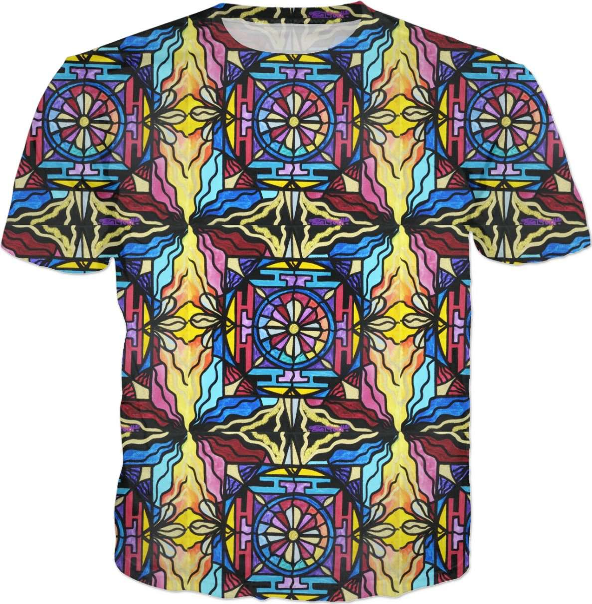 Tiled Opulence - Men's T-Shirt