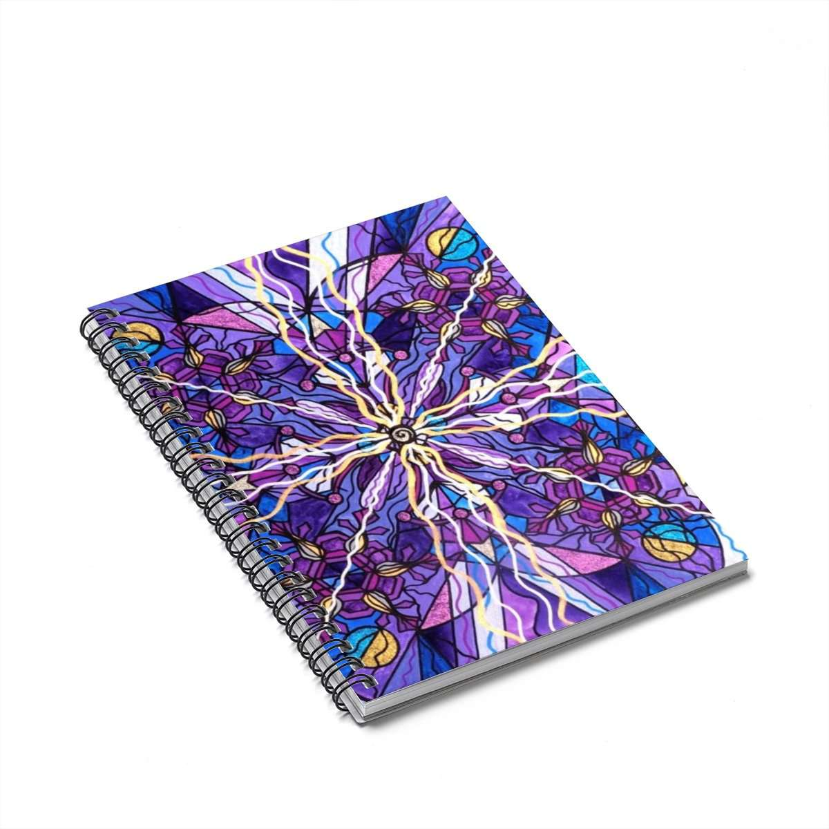 Pineal Opening - Spiral Notebook