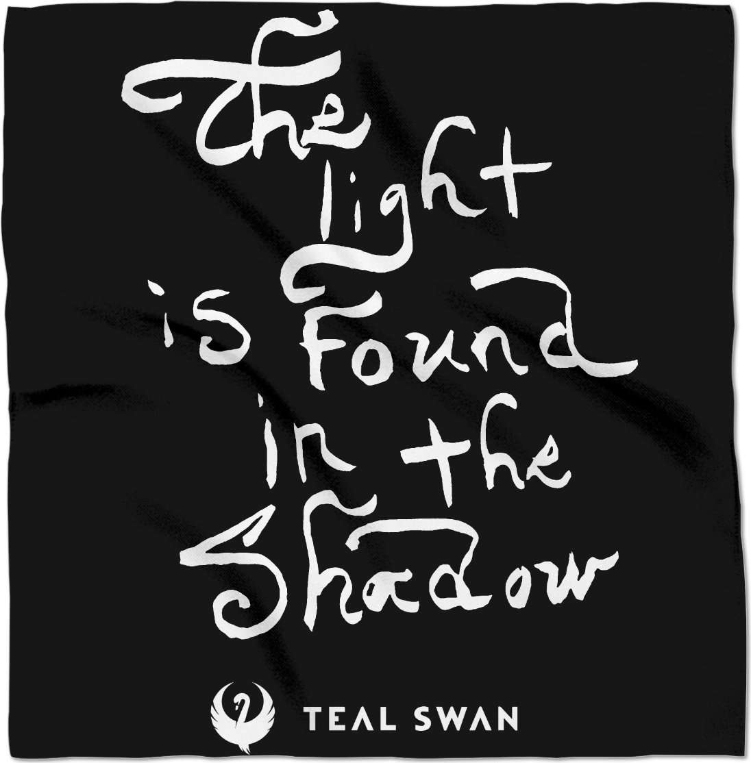 The Light Quote - Bandana