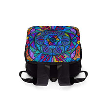 Load image into Gallery viewer, Poised Assurance - Unisex Casual Shoulder Backpack