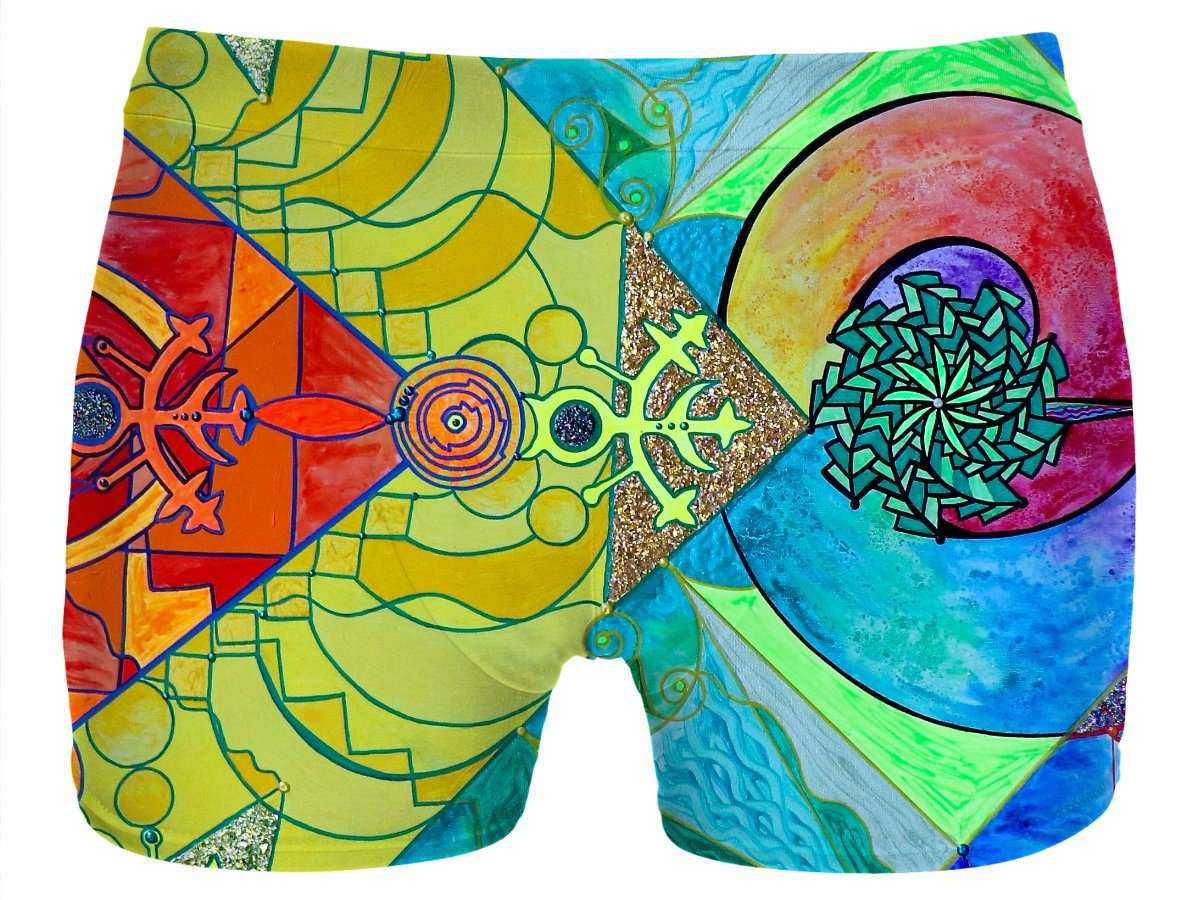 Expansion Pleiadian Lightwork Model - Underwear