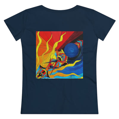 Exploration - Organic Women's Lover T-shirt
