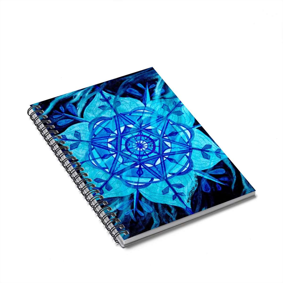 Winter - Spiral Notebook