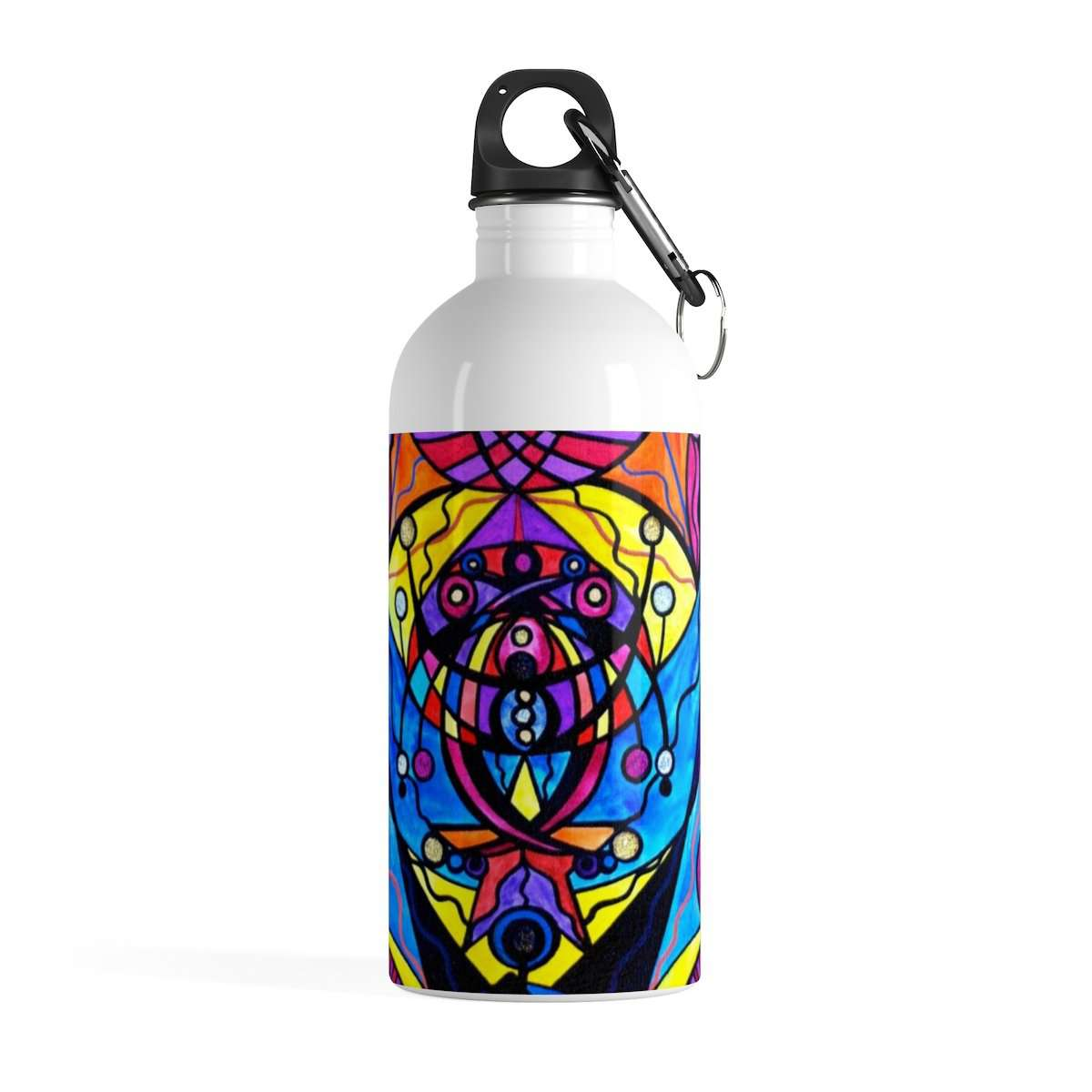 The Time Wielder - Stainless Steel Water Bottle