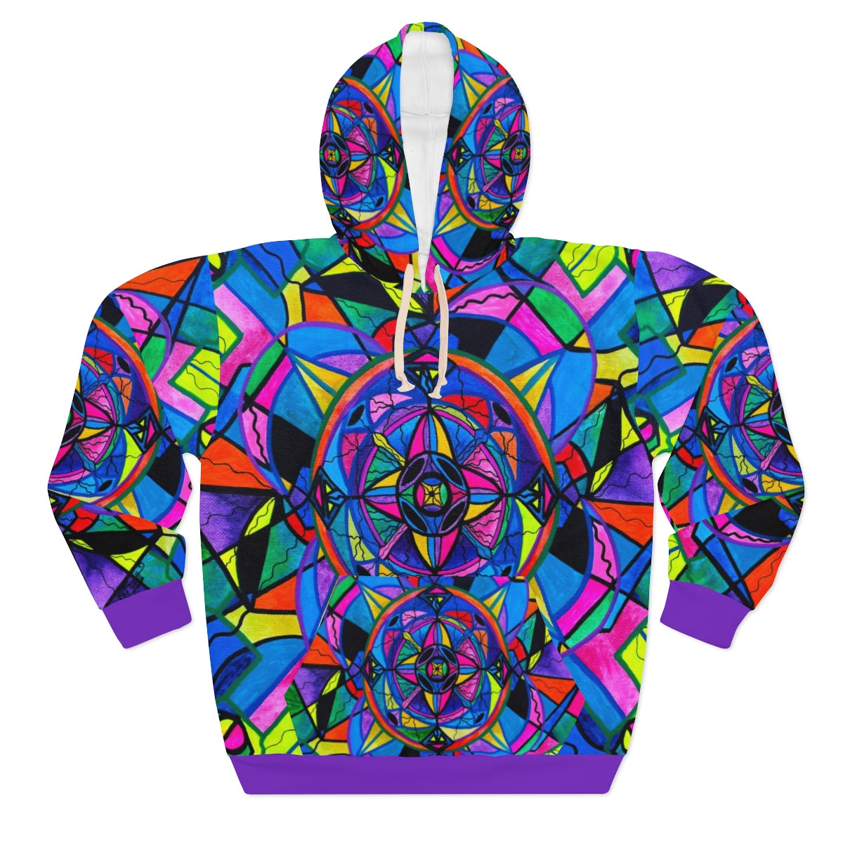 Activating Potential - AOP Unisex Pullover Hoodie