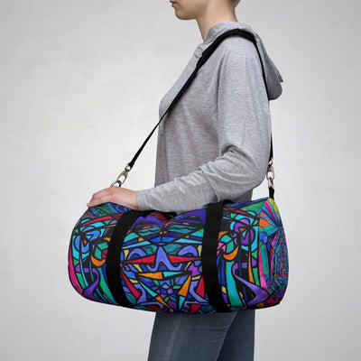 Pleiadiaian Coherence Lightwork Model --Duffle Bag