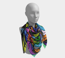 Load image into Gallery viewer, Arcturian Awakening Grid - Frequency Scarf