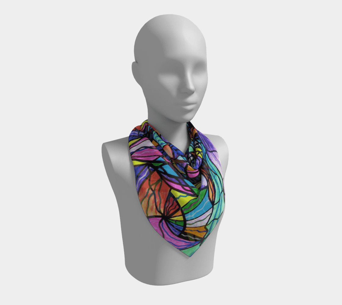Arcturian Awakening Grid - Frequency Scarf