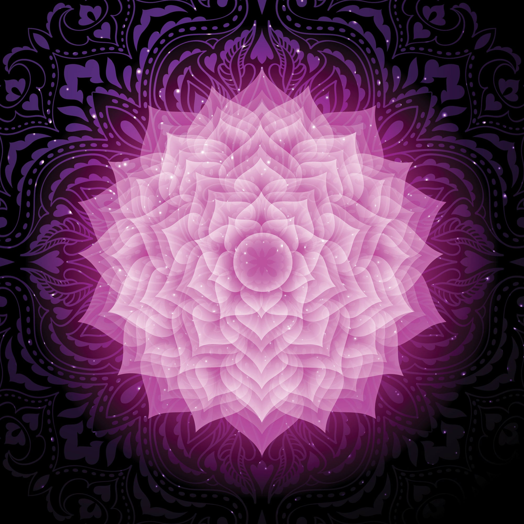 Crown Chakra Opening Meditation by Teal Swan