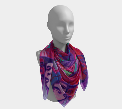 Human Intimacy - Frequency Scarf