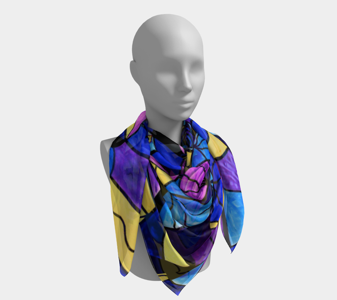 I Know - Frequency Scarf