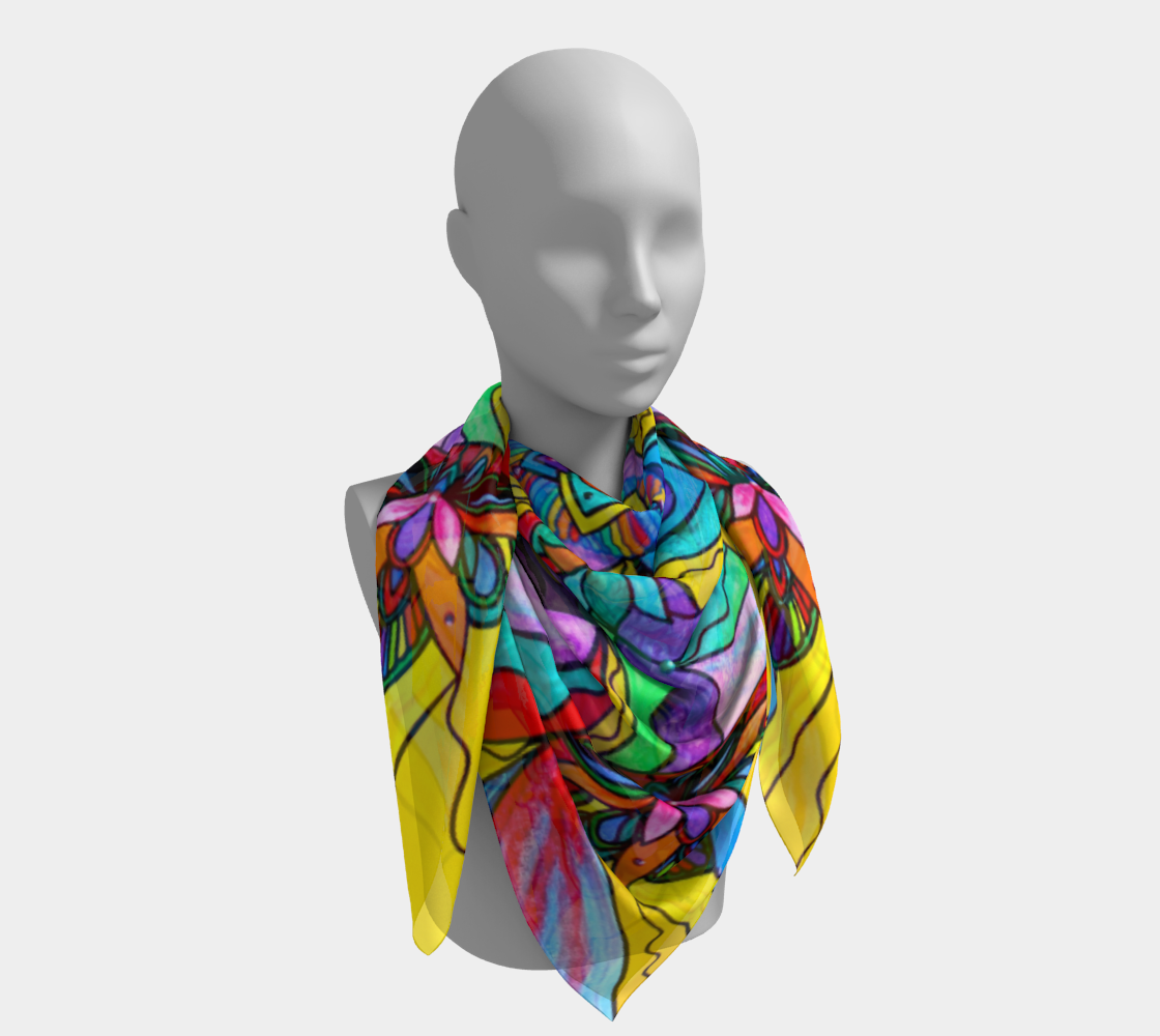 Receive - Frequency Scarf